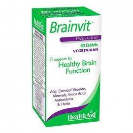 Health Aid BrainVit 60 tabs