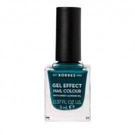 Korres Gel Effect Nail Colour 88 Cypress 11 ml