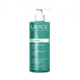 Uriage Hyseac Cleansing Gel 500 ml