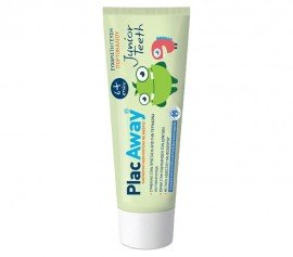 Plac Away Junior Teeth Toothpaste 6+ years orange flavour 50 ml