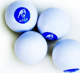 Adco Μπαλάκια Ασκήσεως Χειρός 4τμχ Μπάλα Antistress