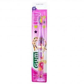 Gum 903 Junior Monster Light-Up Ροζ 1τμχ