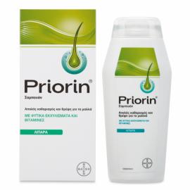 Priorin Σαμπουάν για Λιπαρά μαλλιά 200 ml