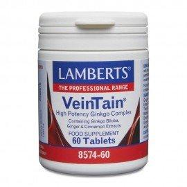 Lamberts Veintain Συμπλήρωμα βελτίωσης της Περιφερικής Κυκλοφορίας 60 Κάψουλες