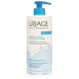 Uriage Eau Thermale Cleansing Cream 500ml