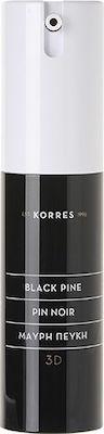 Korres Μαύρη Πεύκη Κρέμα Ματιών 3D Ανόρθωση & Ολική Σύσφιξη 15 ml