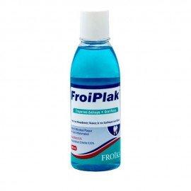 Froika Froiplak 0,12 Clorhexidine Στοματικό Διάλυμα Kτά της Χρώσης 250ml