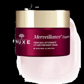 Nuxe Merveillance Expert Creme Nuit Lift Fermete 50 ml