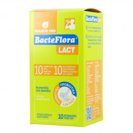 Holistic Med Bacteflora Lact 10Caps