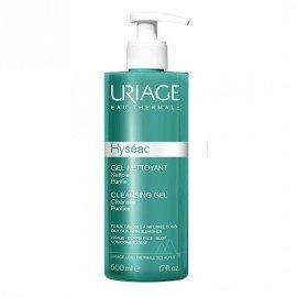 Uriage Hyseac Cleansing Gel 500 ml