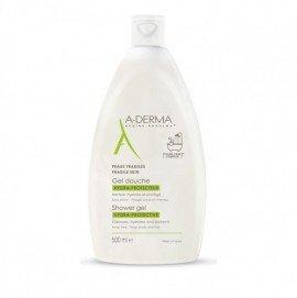 A-Derma Hydra-Protective Shower Gel 500ml