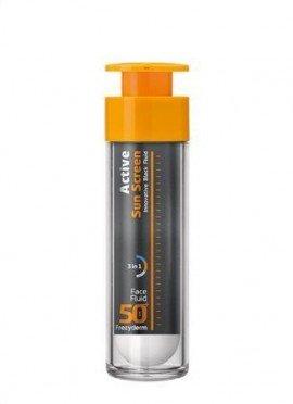Frezyderm Active Sun Screen Face Fluid SPF50+ 50 ml