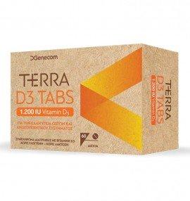 Genecom Terra D3 Tabs 60 tabs
