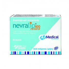Medical Pharmaquality Nevralip 600 retard 20 tabs