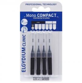 Elgydium Mono Compact Black 0. 35mm 4τμχ