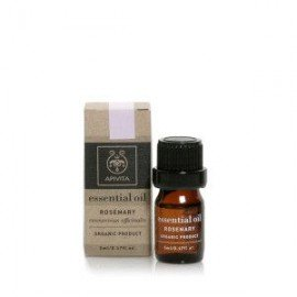 Apivita Essential oil Βιολογικό αιθέριο έλαιο Δεντρολίβανο 5 ml
