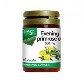 Power Health Evening Primorse G.L.A. Συμπλήρωμα Ελαίου Νυχτολούλουδου για την Εμμηνόπαυση 30 Κάψουλες