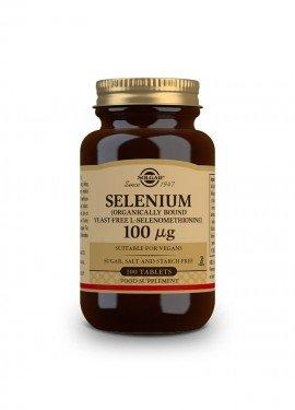 Solgar Selenium 100 μg 100 tabs