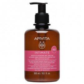 Apivita Intimate Plus cleansing gel tea tree & propolis 300 ml