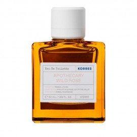 Korres Apothecary Wild Rose Eau De Toilette 50 ml