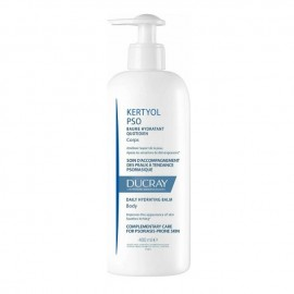 Ducray Kertyol P.S.O. Daily Hydrating Balm 400ml