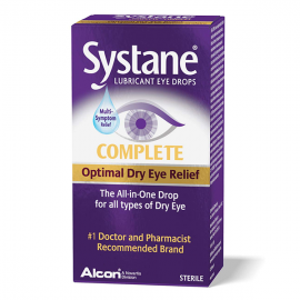 Systane Complete eye drops 5 ml
