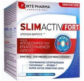 Forte Pharma Slimactiv Fort 60 κάψουλες