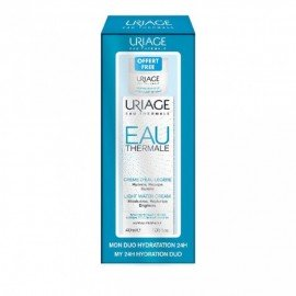Uriage Eau Thermale Water Cream all skin types 40 ml & Water Night Mask 15 ml