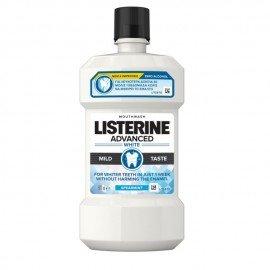 Listerine Advanced White Στοματικό Διάλυμα με Ήπια Γεύση 500ml