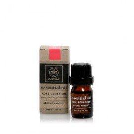 Apivita Essential oil Βιολογικό αιθέριο έλαιο Γεράνι 5 ml