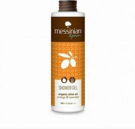 Messinian Spa Shower Gel Πορτοκάλι & Λεβάντα 300ml