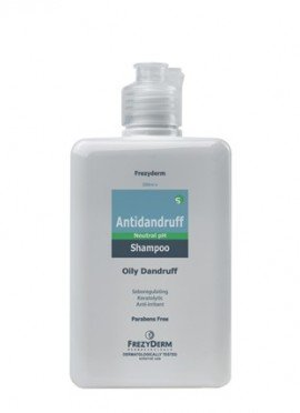 Frezyderm Antidandruff Shampoo, Σαμπουάν Κατά της Λιπαρής Πιτυρίδας 200ml