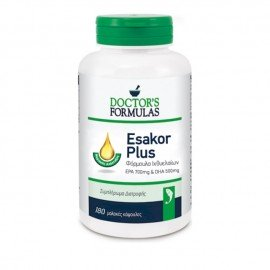 Doctors Formulas Esakor Plus 180 Softgels