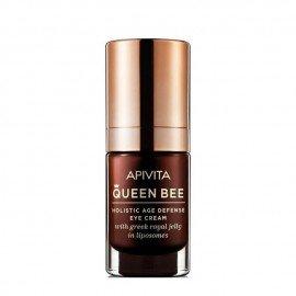 Apivita Queen Bee, Kρέμα Ματιών, Ολιστικής Αντιγήρανσης, 15ml
