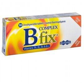 Uni-Pharma B Complex Fix 30 Δισκία Διασπειρόμενα