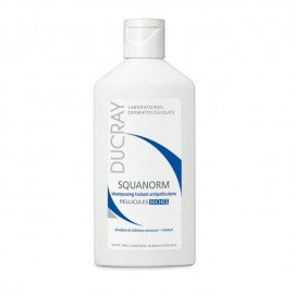 Ducray Squanorm Shampooing Pellicules Sèches, Σαμπουάν για Ξηρή Πιτυρίδα 200ml
