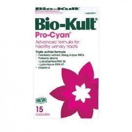 A.Vogel Bio-Kult Pro-Cyan Προηγμένη Τριπλή Σύνθεση Cranberry για την Υγεία του Ουροποιητικού 15 caps