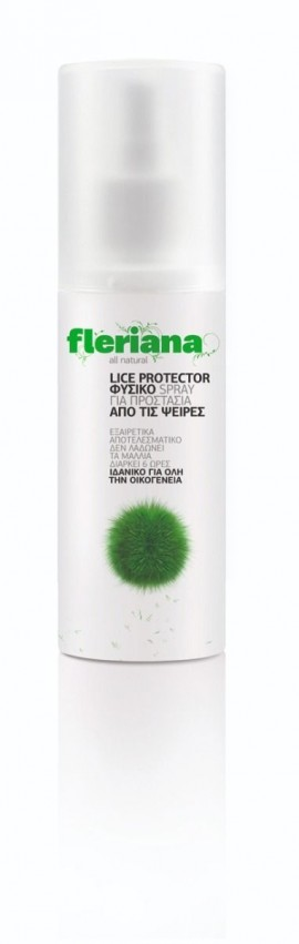 Power Health Fleriana Lice Protector Spray Προστασίας Για Τις Ψείρες 100ml