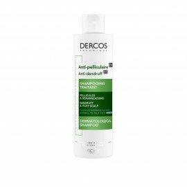 Vichy Dercos Αντιπυτιριδικό σαμπουάν για Λιπαρά μαλλιά, 200ml