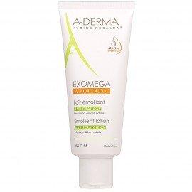 A-Derma Exomega Control Lait Emolliente 200 ml