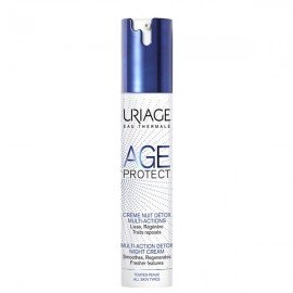 Uriage Age Protect Multi-Action Detox Night Cream 40 ml