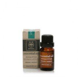Apivita Essential oil Βιολογικό αιθέριο έλαιο Ευκάλυπτος 10 ml