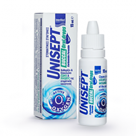 Intermed Unisept Buccal Oral Drops 15 ml