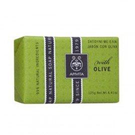 Apivita Natural Soap Olive 125 gr