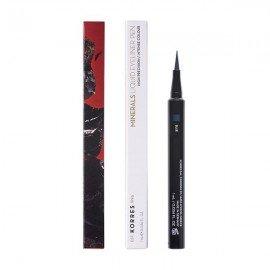 Korres Minerals Liquid Eyeliner Pen 03 Blue High Precision Intense Colour 1 ml