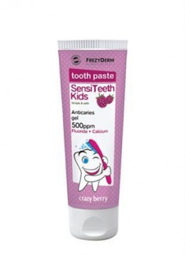 Frezyderm SensiTeeth Kids Toothpaste 500 ppm 50 ml