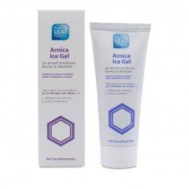 Pharmalead Arnica Ice Gel, Gel κρυοθεραπείας με Φυτικό Εκχύλισμα Άρνικας για την Ανακούφιση από Μώλωπες και Οιδήματα 100ml