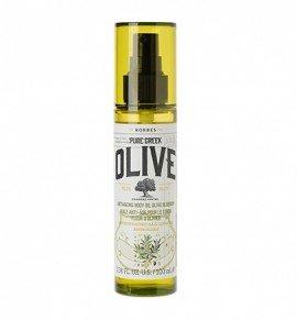 Korres Pure Greek Olive Αντιγηραντικό Λάδι Σώματος Άνθη Ελιάς 100 ml