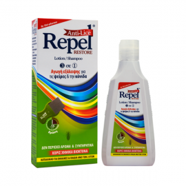 Unipharma Repel Anti-Lice Restore Lotion - Shampoo 200 ml