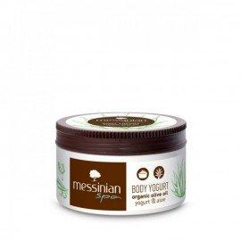 Messinian Spa Body Yogurt with Organic Olive Oil & Aloe 80ml